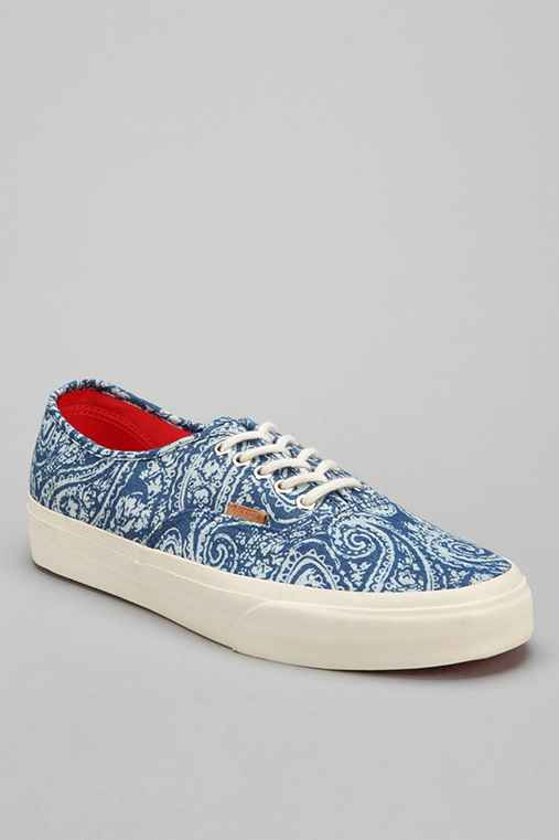 Vans Washed Paisley Authentic California Sneaker