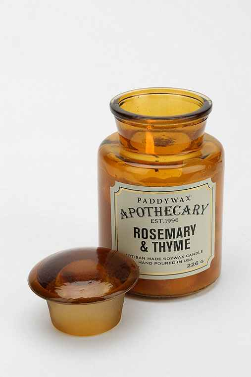 Paddywax Apothecary Candle