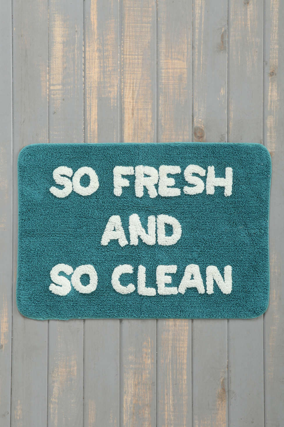 So Fresh and So Clean Bath mat
