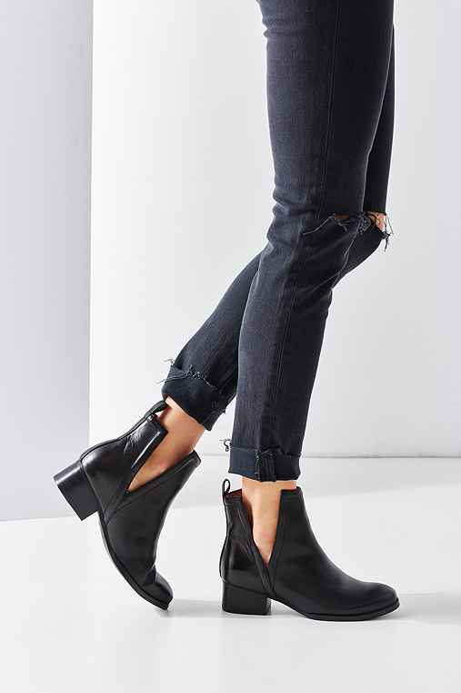 jeffrey cbell oriley cutout ankle boot outfitters