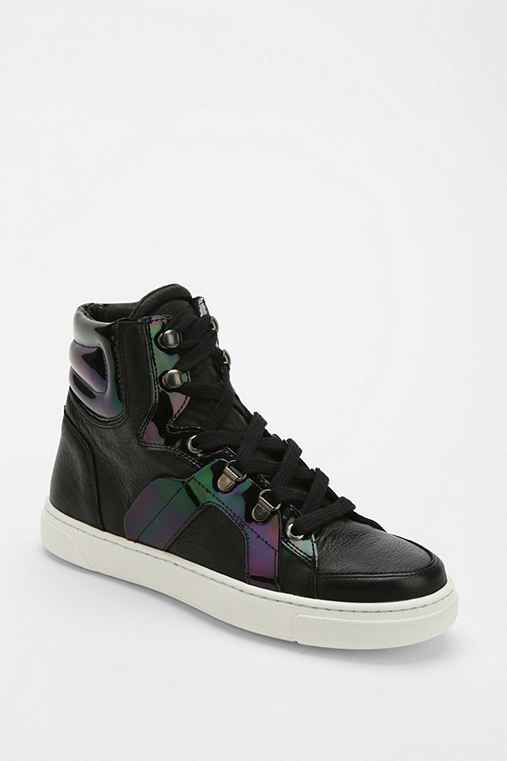 To Be Announced Crime High-Top Sneaker