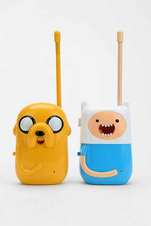 Adventure Time Walkie-Talkie - Set Of 2
