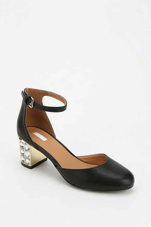 Cooperative Jeweled Heel