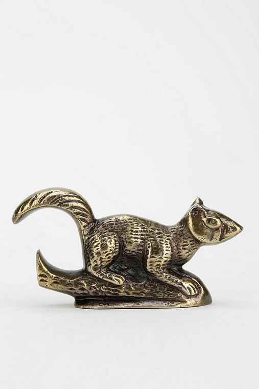 squirrel bottle opener urban outfitters. Black Bedroom Furniture Sets. Home Design Ideas
