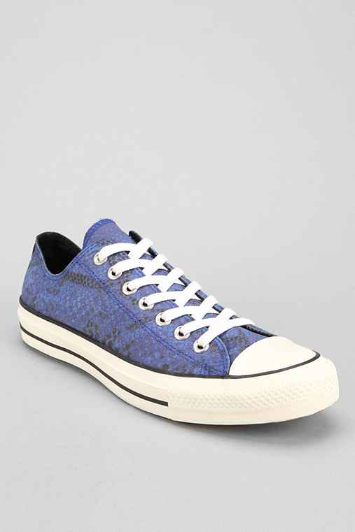 Converse Chuck Taylor All Star Snakeskin Men's Low-Top Sneaker