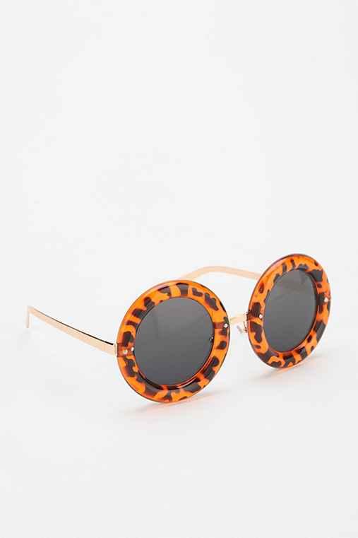 Desert Trip Round Sunglasses