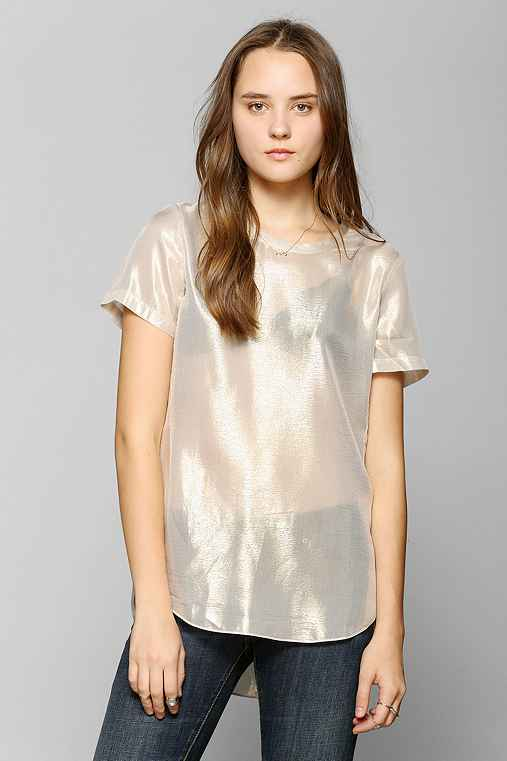 Staring At Stars Sparkle Shimmer Tunic