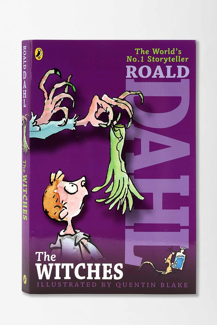 dutch review on the witches roald dahl