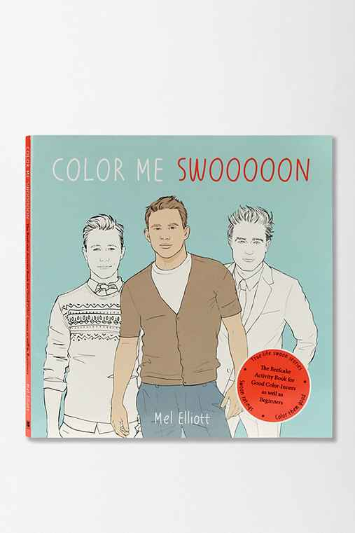 Color Me Swoon By Mel Elliott