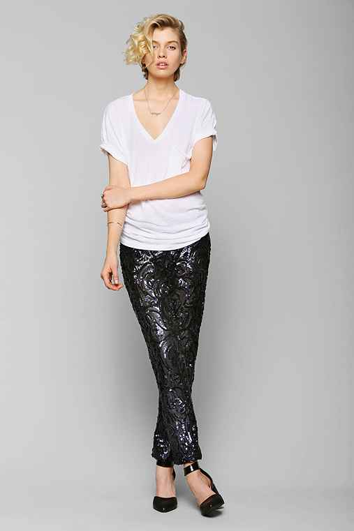 Lovers + Friends Always Sequin Pant
