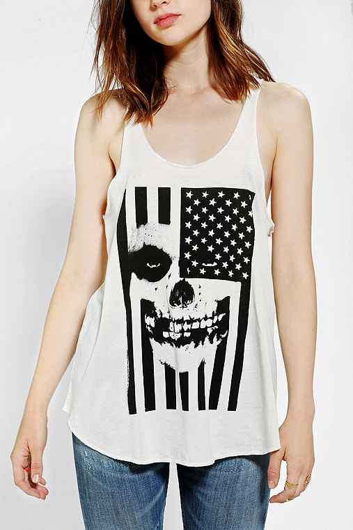 Officially licensed merch from Misfits available at Rockabilia.