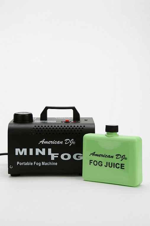 mini fog machine
