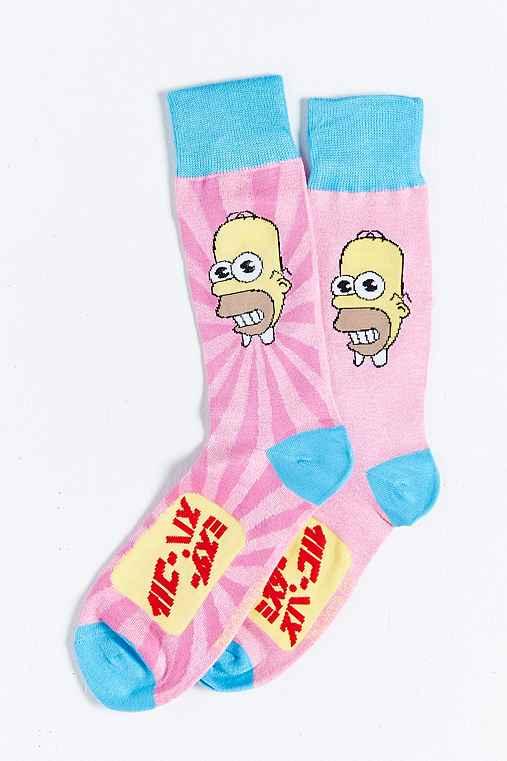 Mr. Sparkle Sock,PINK,ONE SIZE