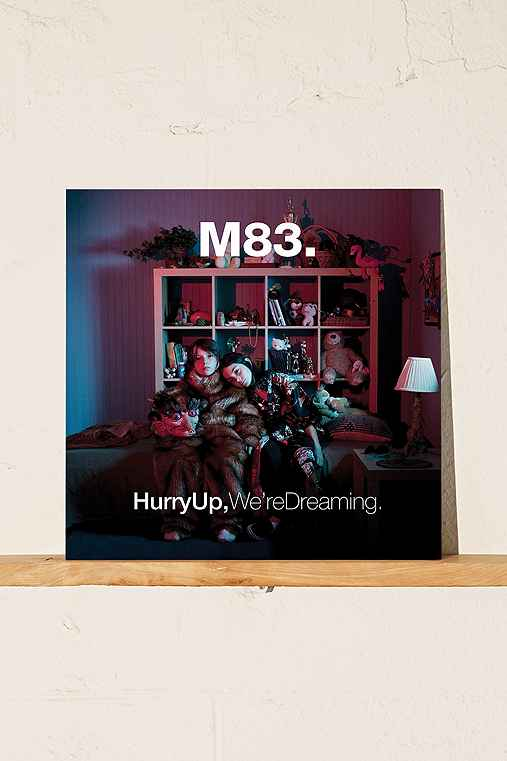 M83 - Hurry Up, We're Dreaming 2XLP,ASSORTED,ONE SIZE