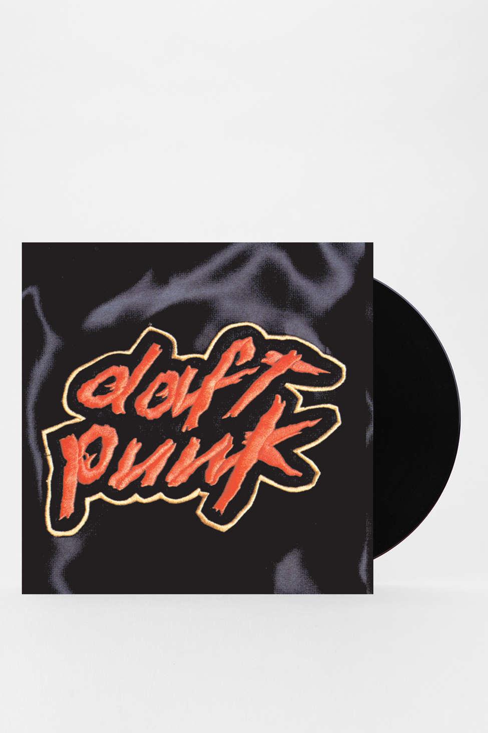 Daft Punk - Homework LP - Urban Outfitters
