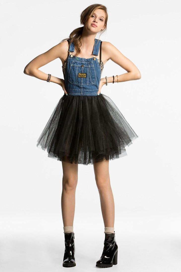Overalls Skirt 115