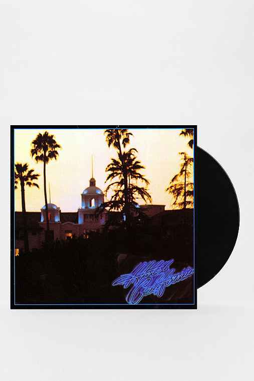 The Eagles - Hotel California LP