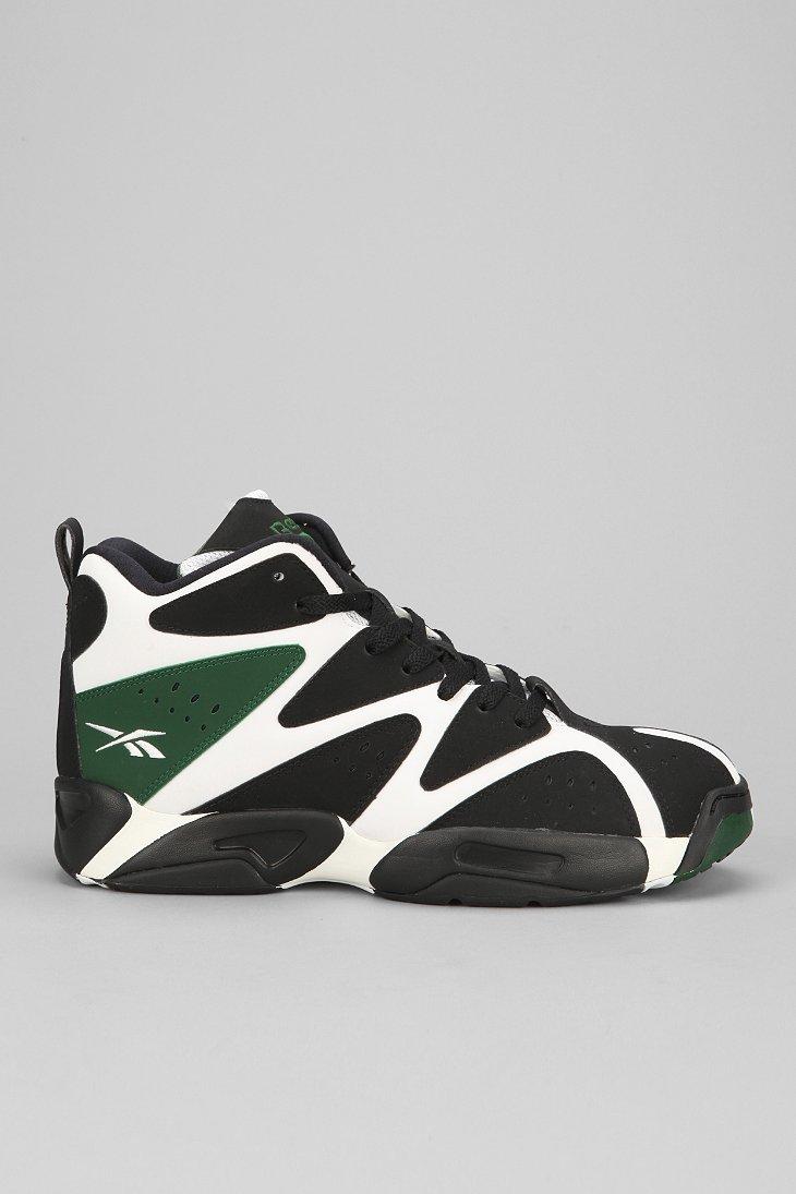 e9a379fa5713e0 Reebok Kamikaze 1 Mid Top Sneaker on PopScreen