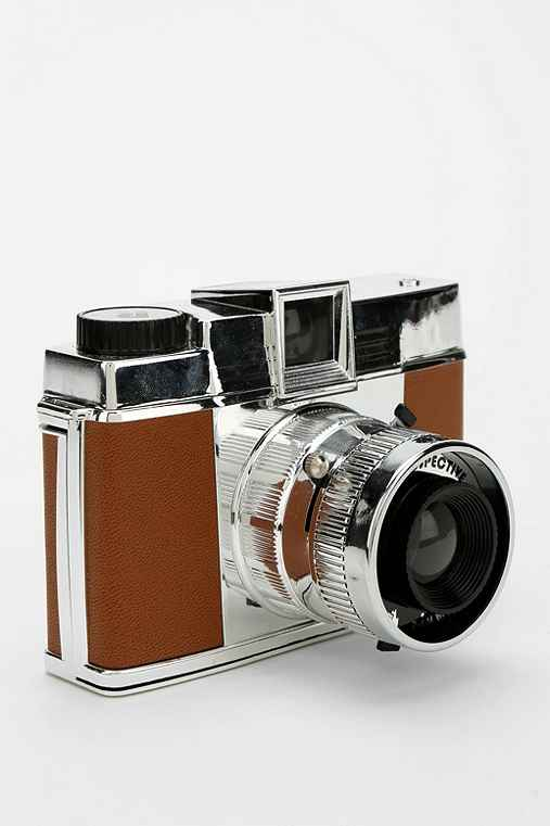 Lomography Diana Vegan Leather Camera - Urban Outfitters