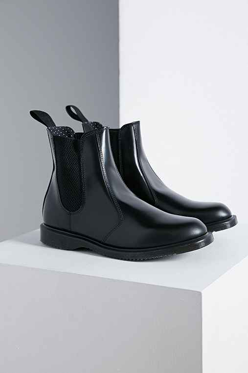 dr martens flora chelsea ankle boot. Black Bedroom Furniture Sets. Home Design Ideas