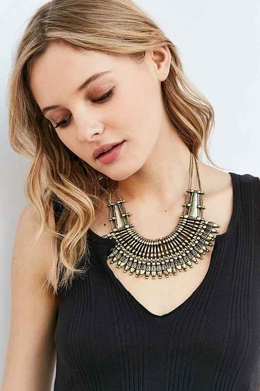 Mercer Bib Necklace