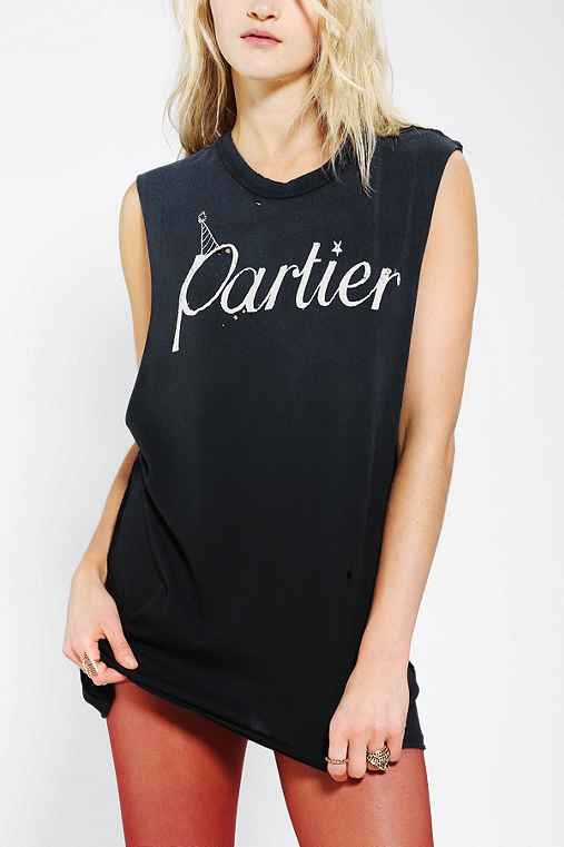 UNIF Partier Muscle Tee