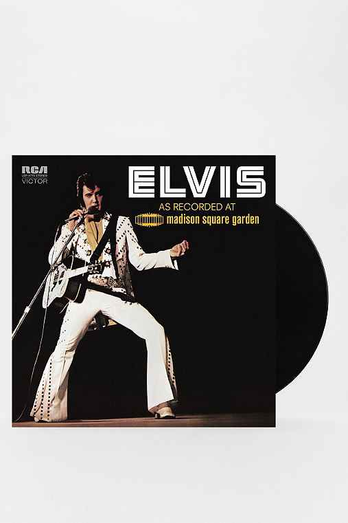 Elvis Presley - Elvis: As Recorded At Madison Square Garden LP,ASSORTED,ONE SIZE