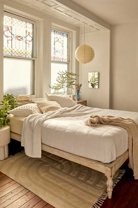 Magical Thinking Bohemian Platform Bed