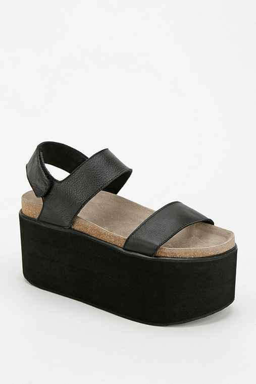 Yes Pound Flatform Sandal - Urban Outfitters