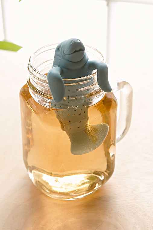 Manatea Tea Infuser,GREY,ONE SIZE