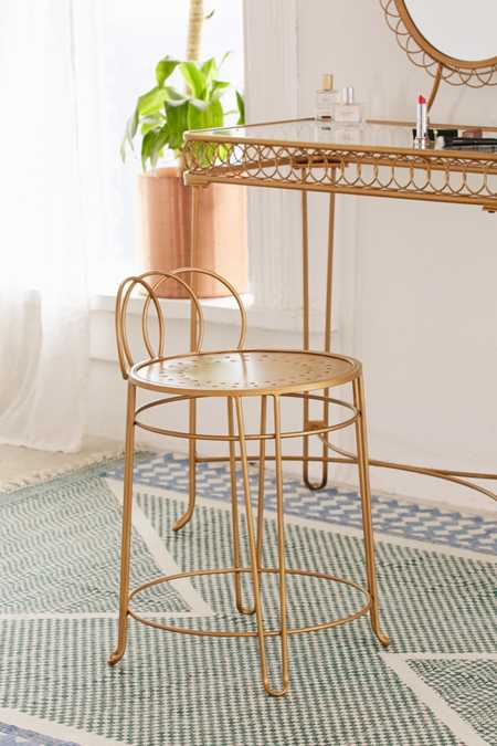 Wire Loop Chair