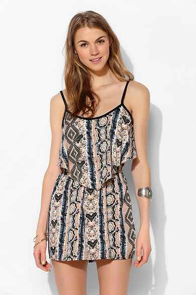 Dresses + Rompers - Urban Outfitters
