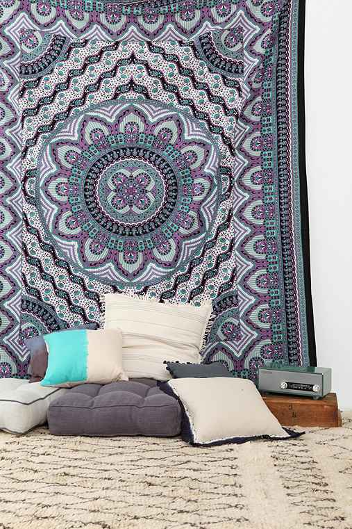 Magical Thinking Royal Medallion Tapestry Urban Outfitters