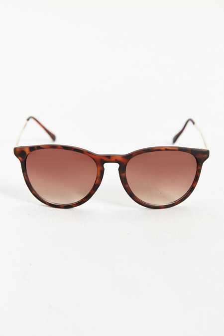 Metal Arm Classic Sunglasses