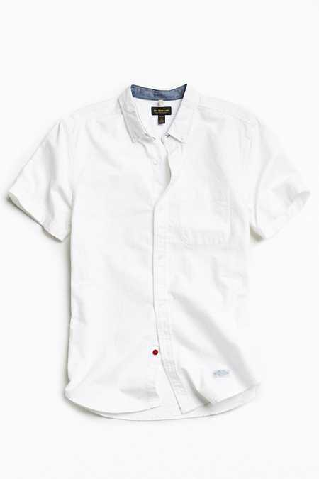 CPO Left Coast Oxford Short Sleeve Button-Down Shirt