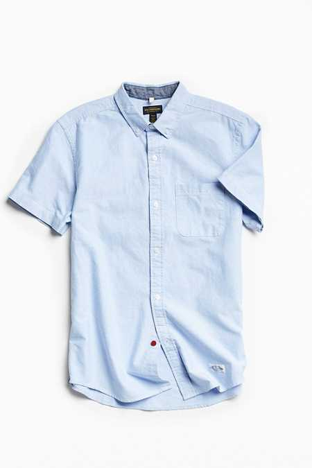 CPO Left Coast Oxford Short-Sleeve Button-Down Shirt