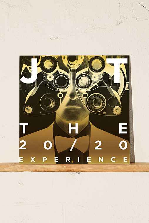 Justin Timberlake - The 20/20 Experience: The Complete Experience 4XLP,ASSORTED,ONE SIZE