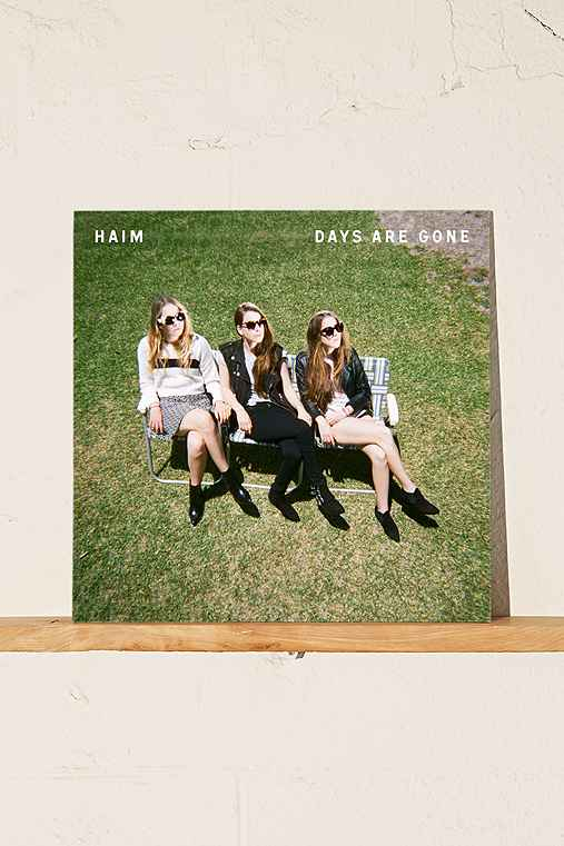Haim - Days Are Gone 2XLP,ASSORTED,ONE SIZE