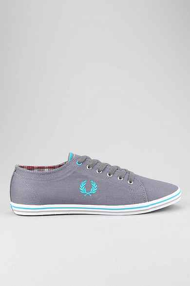 Fred Perry Kinston Twill Tip Shoe
