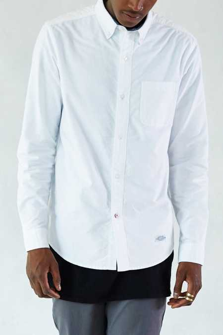CPO Classic Oxford Button-Down Shirt