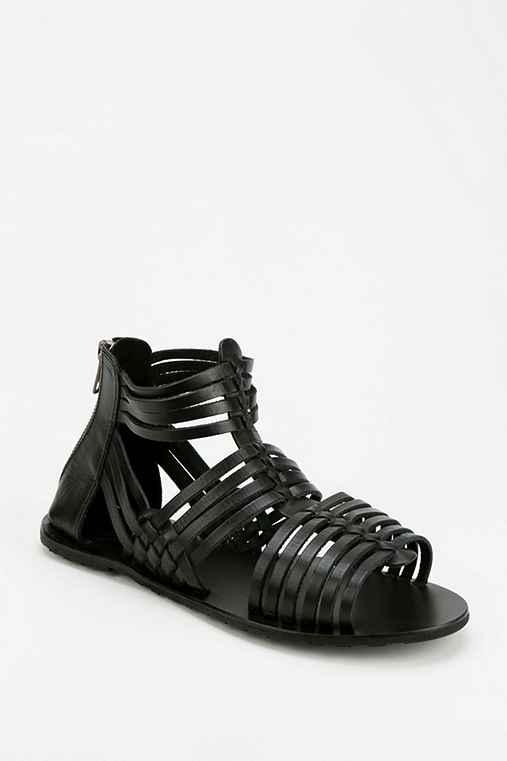 Ecote Devi Caged Sandal