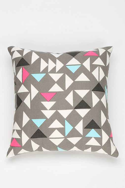 Assembly Home Little Pieces Pillow - Urban Outfitters