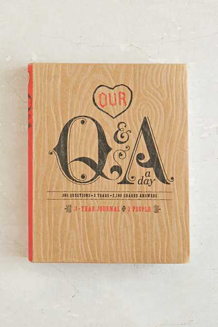 Our Q&A Day Journal