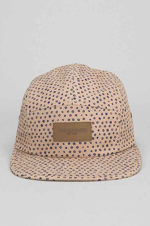 OBEY Kowloon 5-Panel Hat