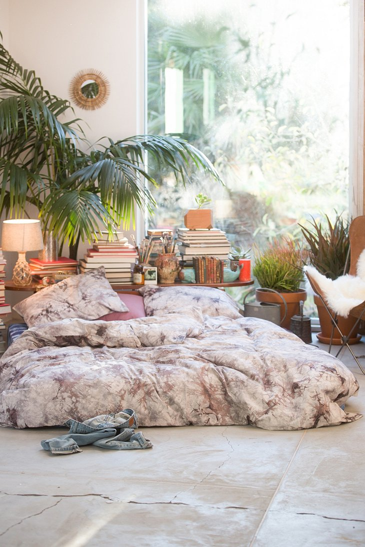 Magical Thinking Acid Wash Duvet Cover Urban Outfitters