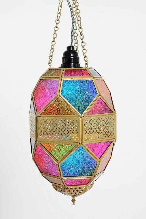 Magical Thinking Geo Pendant