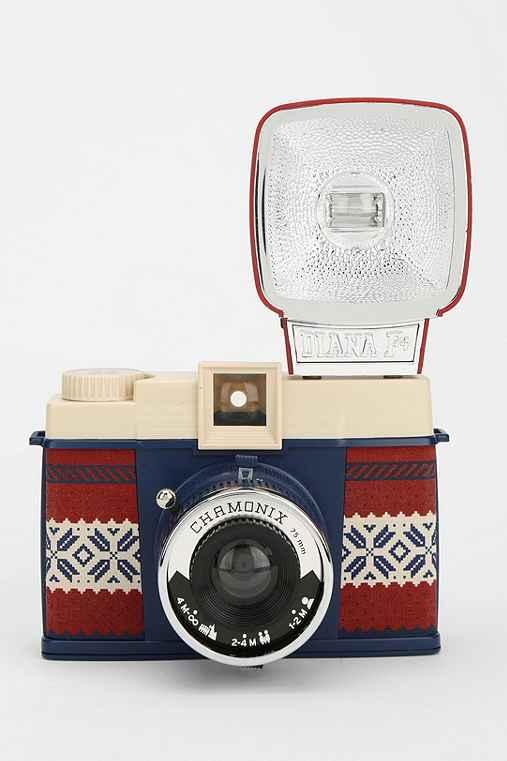 Lomography Diana F+ Chamonix Camera
