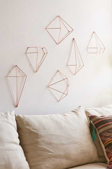Prisma Wall Decor Set