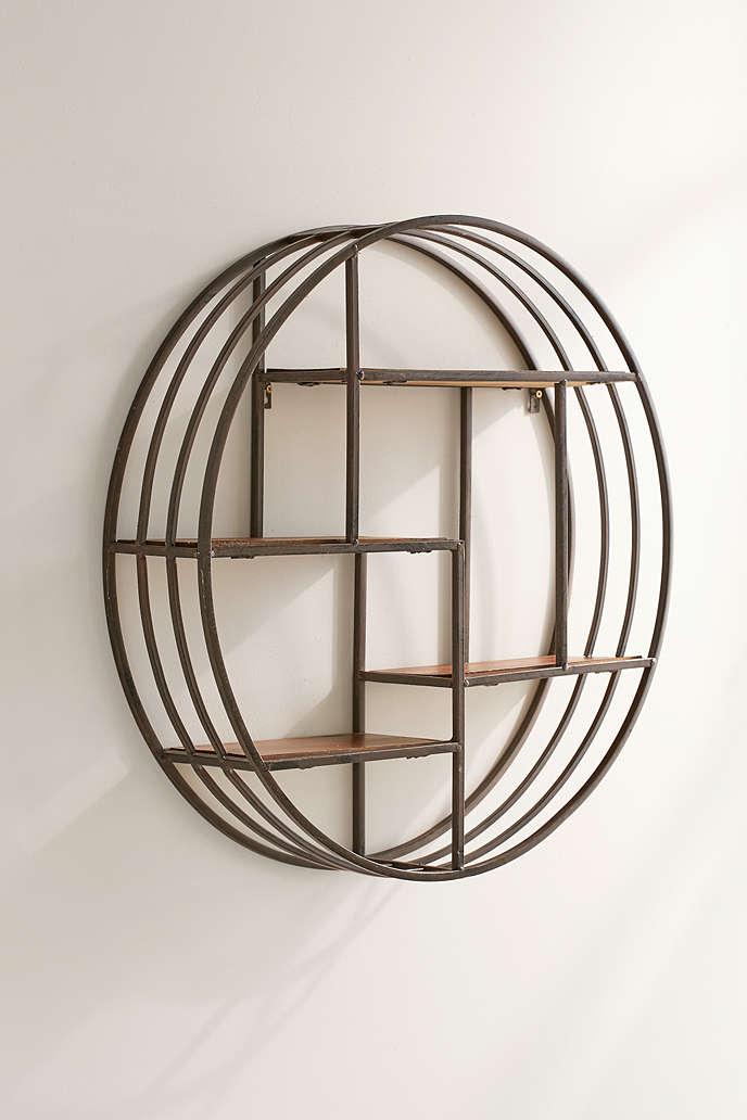 Circular Shelf Craftbnb