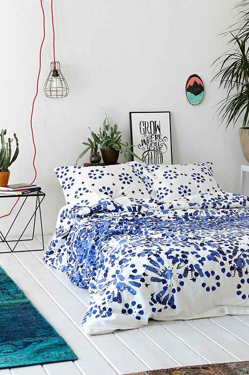 Magical Thinking Berber Stars Duvet Cover Urban Outfitters